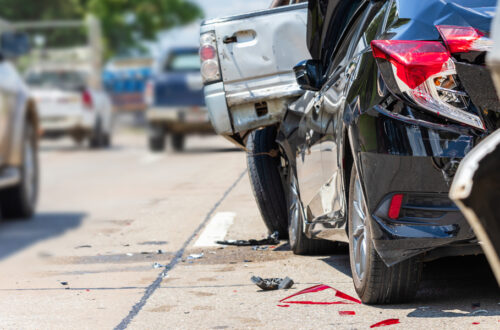 how does motor car insurance and the road accident fund cover the same accident?